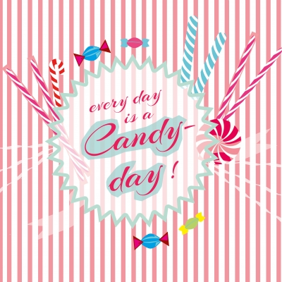 EVERY DAY IS A CANDY DAY - love Sweets